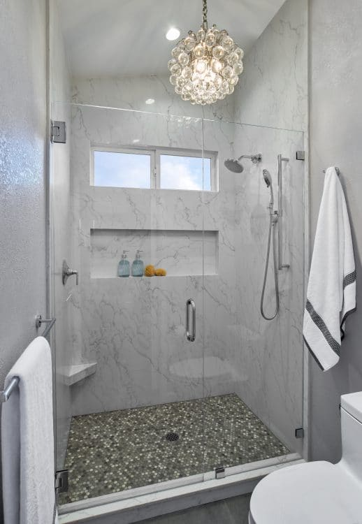 Bayport Bathroom Renovation Shower