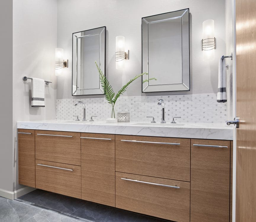 Bayport Bathroom Renovation Vanity