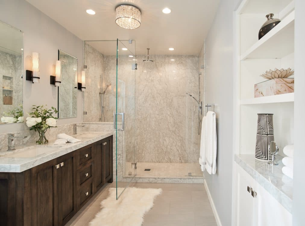Garnet Bathroom Remodel Bathroom Long View