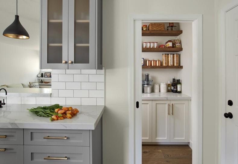 Howard Kitchen Remodel Pantry Pano Fl