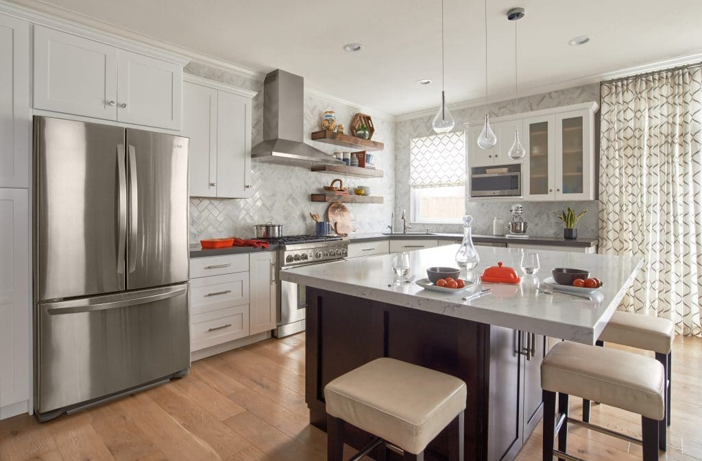 Riverton Remodel Kitchen Fl