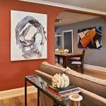 Riverton Remodel Orange Wall Fl
